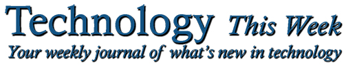 Technology This Week logo